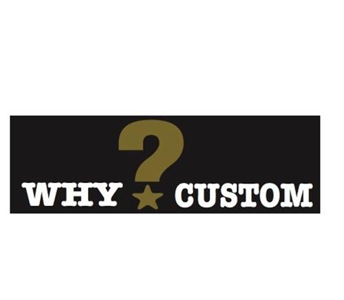 WHY?CUSTOM trademark