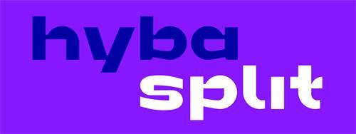 HYBA SPLIT trademark