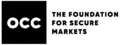 OCC THE FOUNDATION FOR SECURE MARKETS trademark