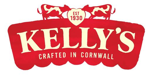 EST 1930 KELLY'S CRAFTED IN CORNWALL trademark