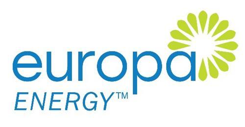 europa ENERGY trademark