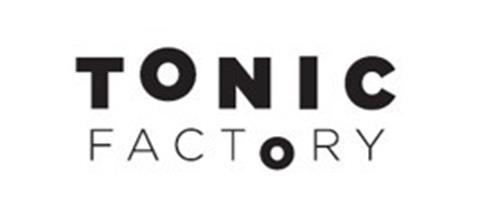 TONIC FACTORY trademark