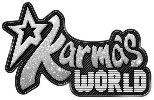 KARMA'S WORLD trademark