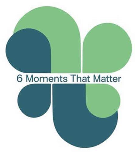 6 Moments That Matter trademark