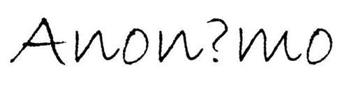 ANON?MO trademark