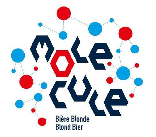 Molecule Bière Blonde Blond Bier trademark